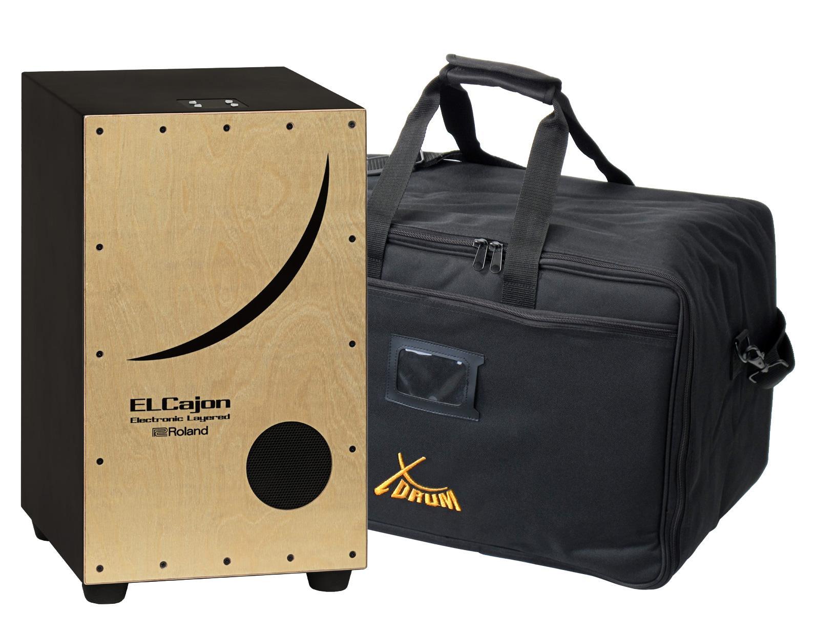 Roland EC 10 ELCajon SET inkl. Tasche