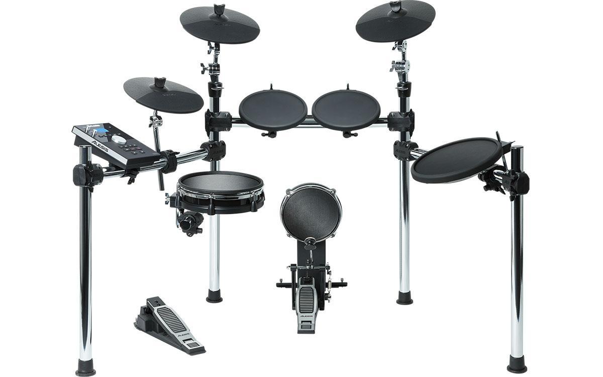 Alesis Command Kit E Drum Hi Hat, Bass Drum Pedal, Drumsticks