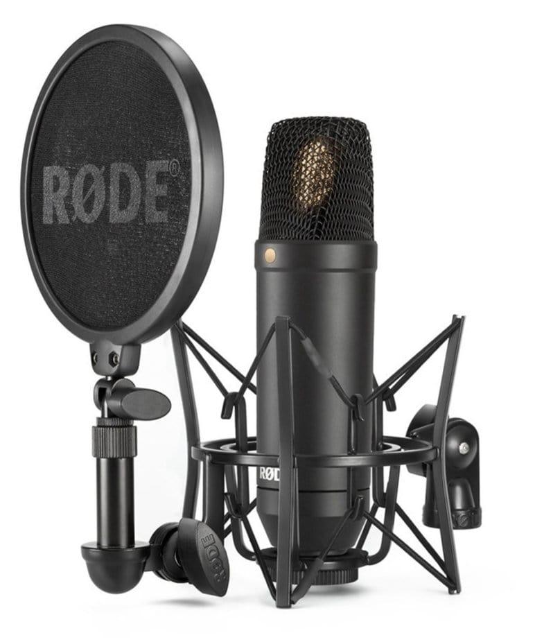 Mikrofone - RODE NT1 KIT - Onlineshop Musikhaus Kirstein