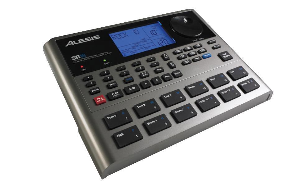 Alesis SR18 Drum Computer