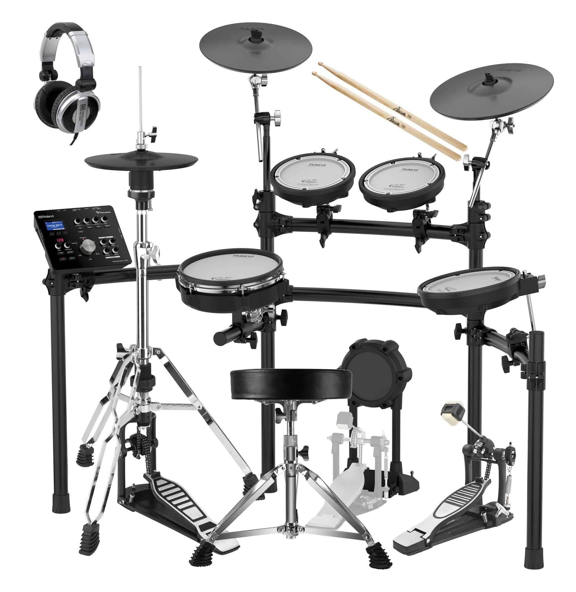 Roland TD 25K V Drumset Komplett SET inkl. MDS 9V Drumrack