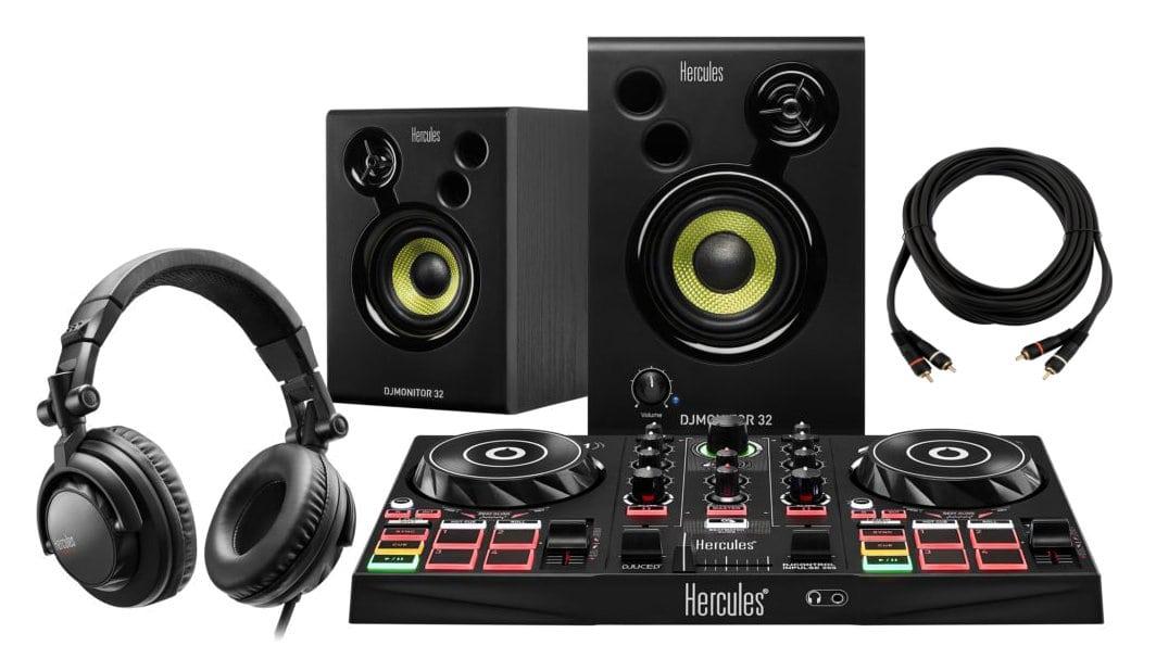 Djkomplettanlagen - Hercules DJ Learning Set - Onlineshop Musikhaus Kirstein
