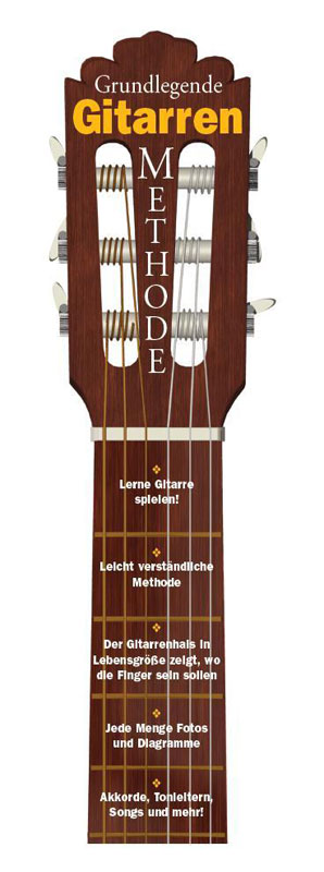 Gitarrenmethodenfächer