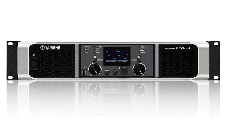 Yamaha PX 3 Endstufe Retoure (Zustand gut)