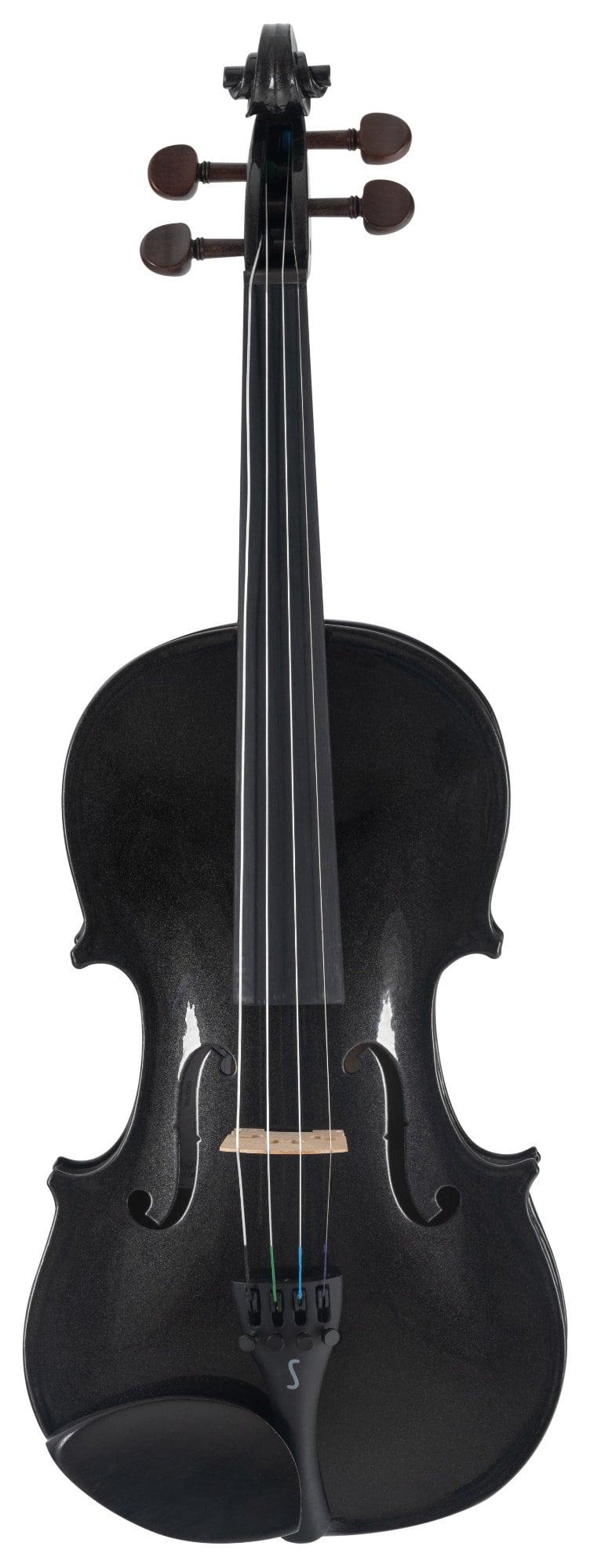 Violinen - Stentor SR1401 Harlequin Violinset 4|4 BK - Onlineshop Musikhaus Kirstein