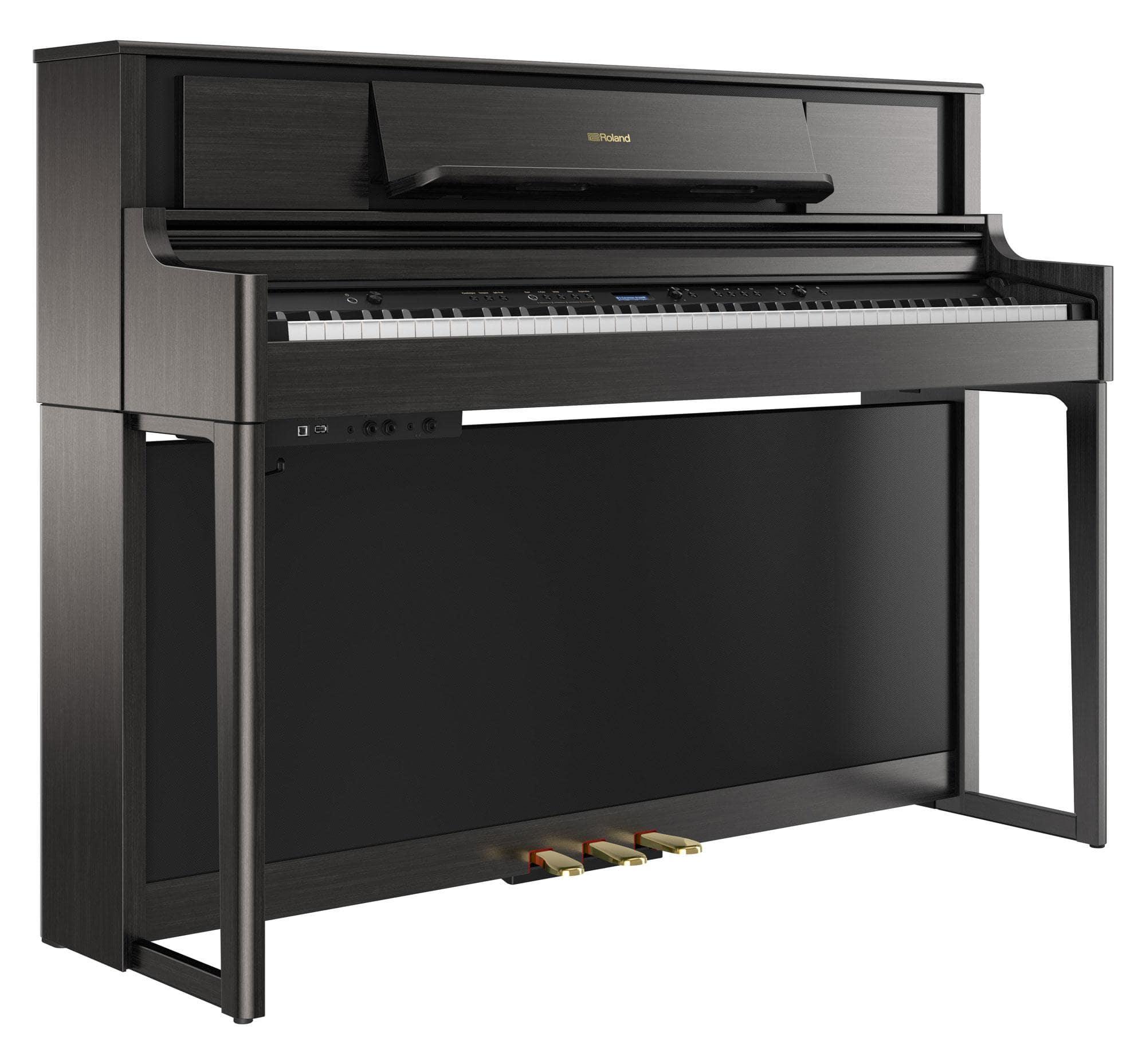 Roland LX705 CH Digitalpiano Anthrazit