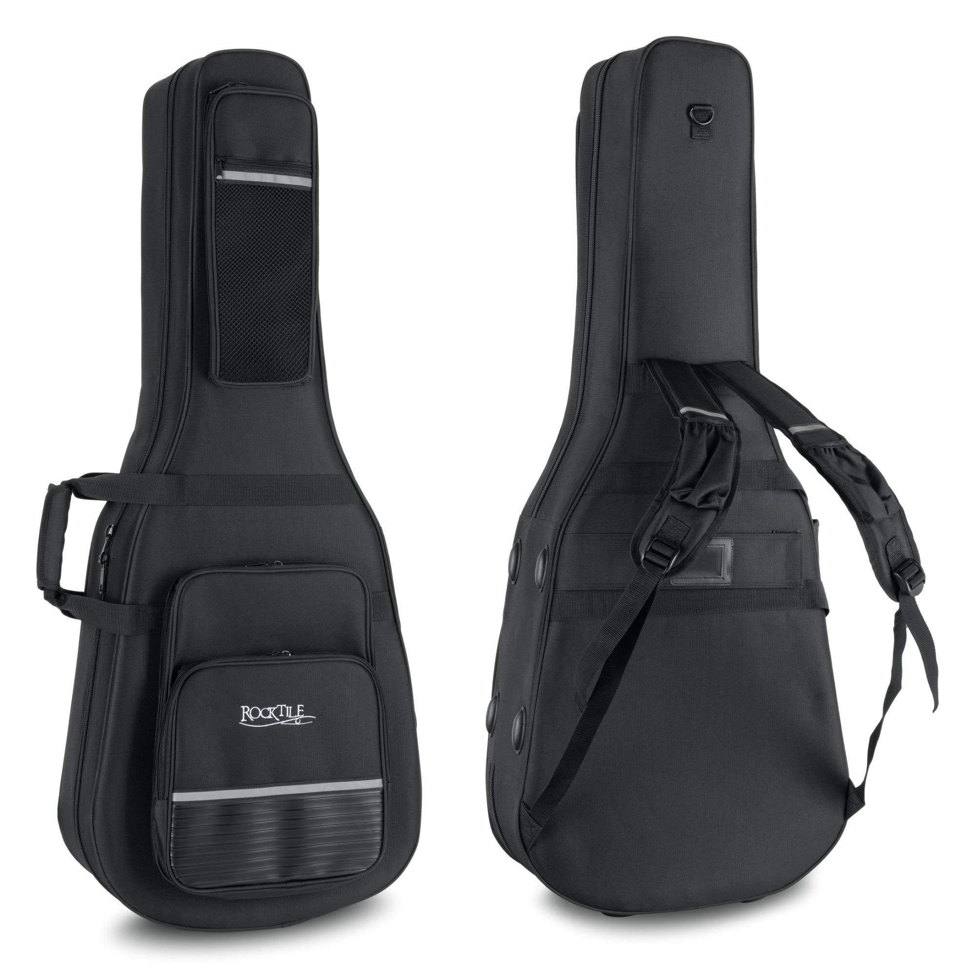 Zubehoergitarren - Rocktile Gitarrenleichtkoffer Konzertgitarre Retoure (Zustand sehr gut) - Onlineshop Musikhaus Kirstein