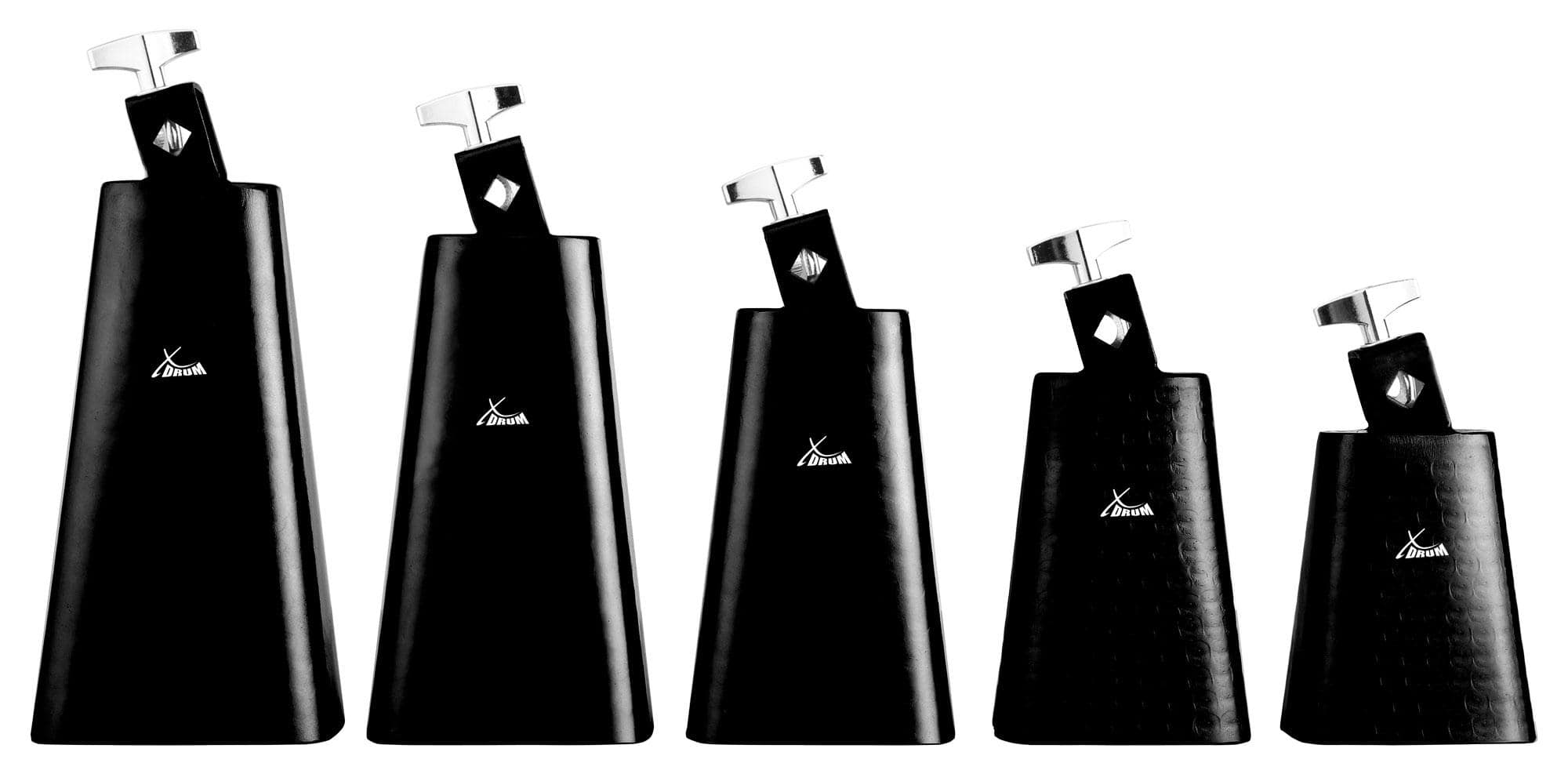XDrum HCB Cowbell SET
