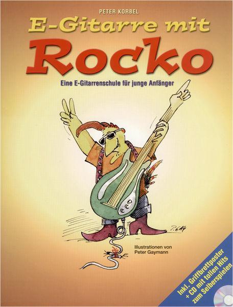 Gitarrelernen - E Gitarre mit Rocko - Onlineshop Musikhaus Kirstein