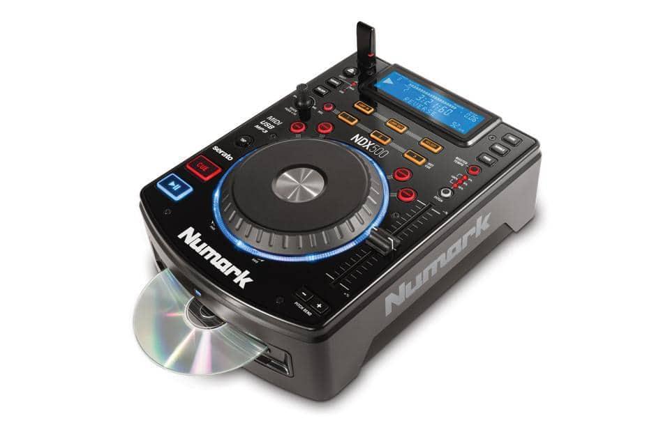 Cdplayer - Numark NDX 500 - Onlineshop Musikhaus Kirstein