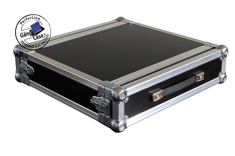 Gäng Case PerforLine Eco Rack DD 2 HE|400 ET