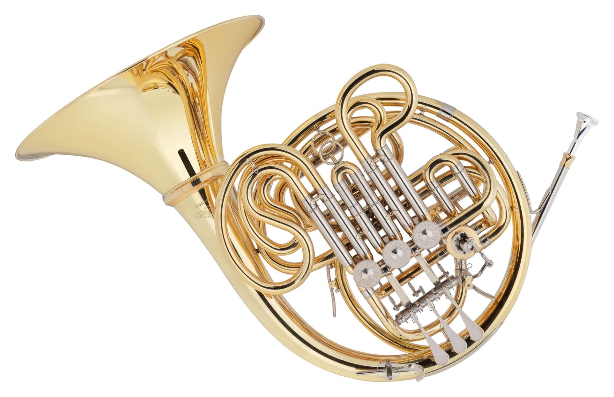 Hoerner - Lechgold DH 18AGL Doppelhorn - Onlineshop Musikhaus Kirstein