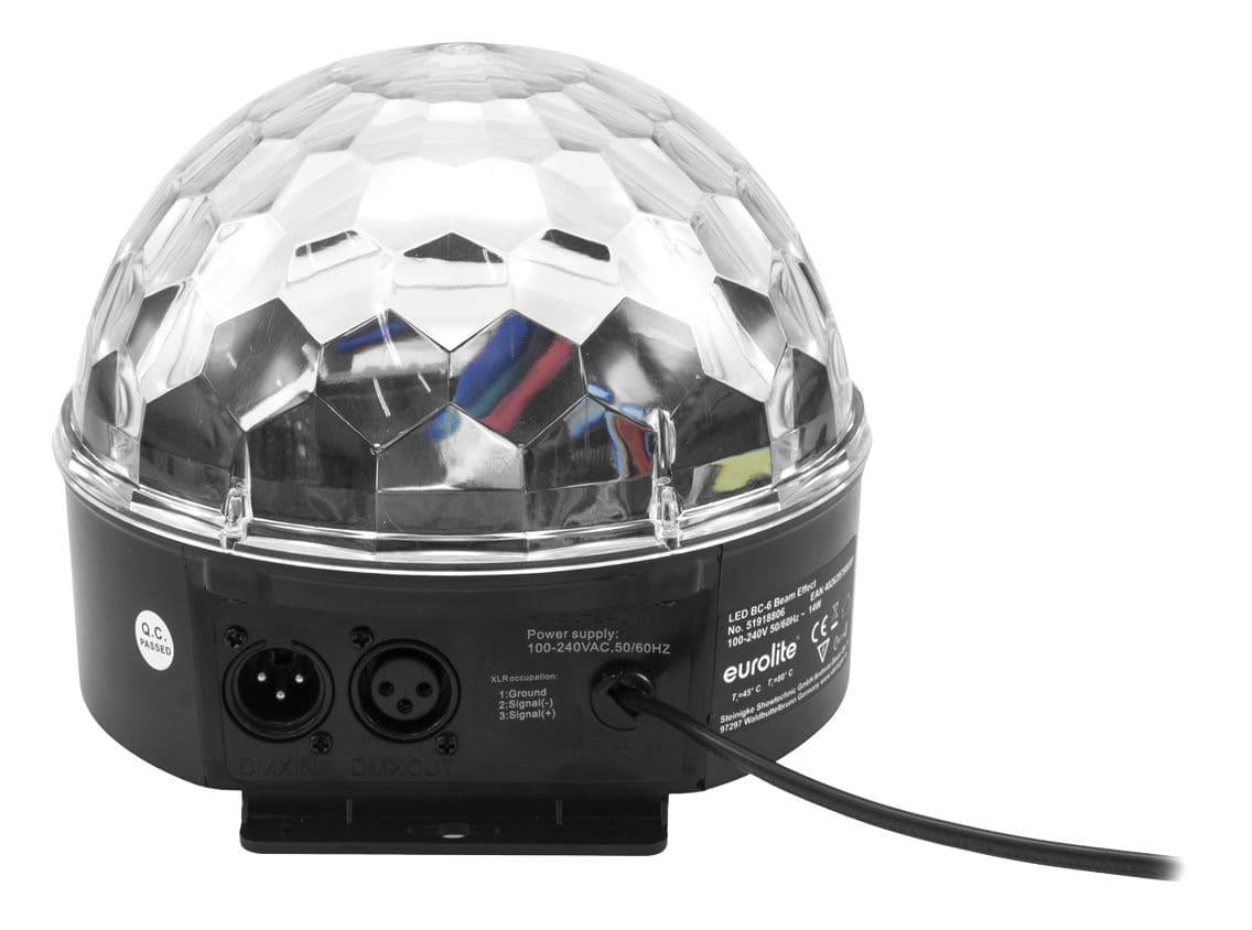 Lichteffekte - Eurolite LED BC 6 Strahleneffekt - Onlineshop Musikhaus Kirstein