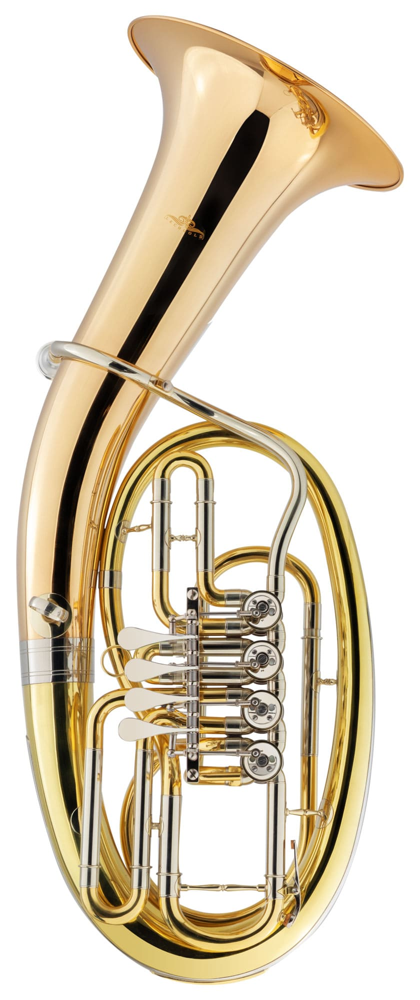 Hoerner - Lechgold TH 19|4L Tenorhorn - Onlineshop Musikhaus Kirstein