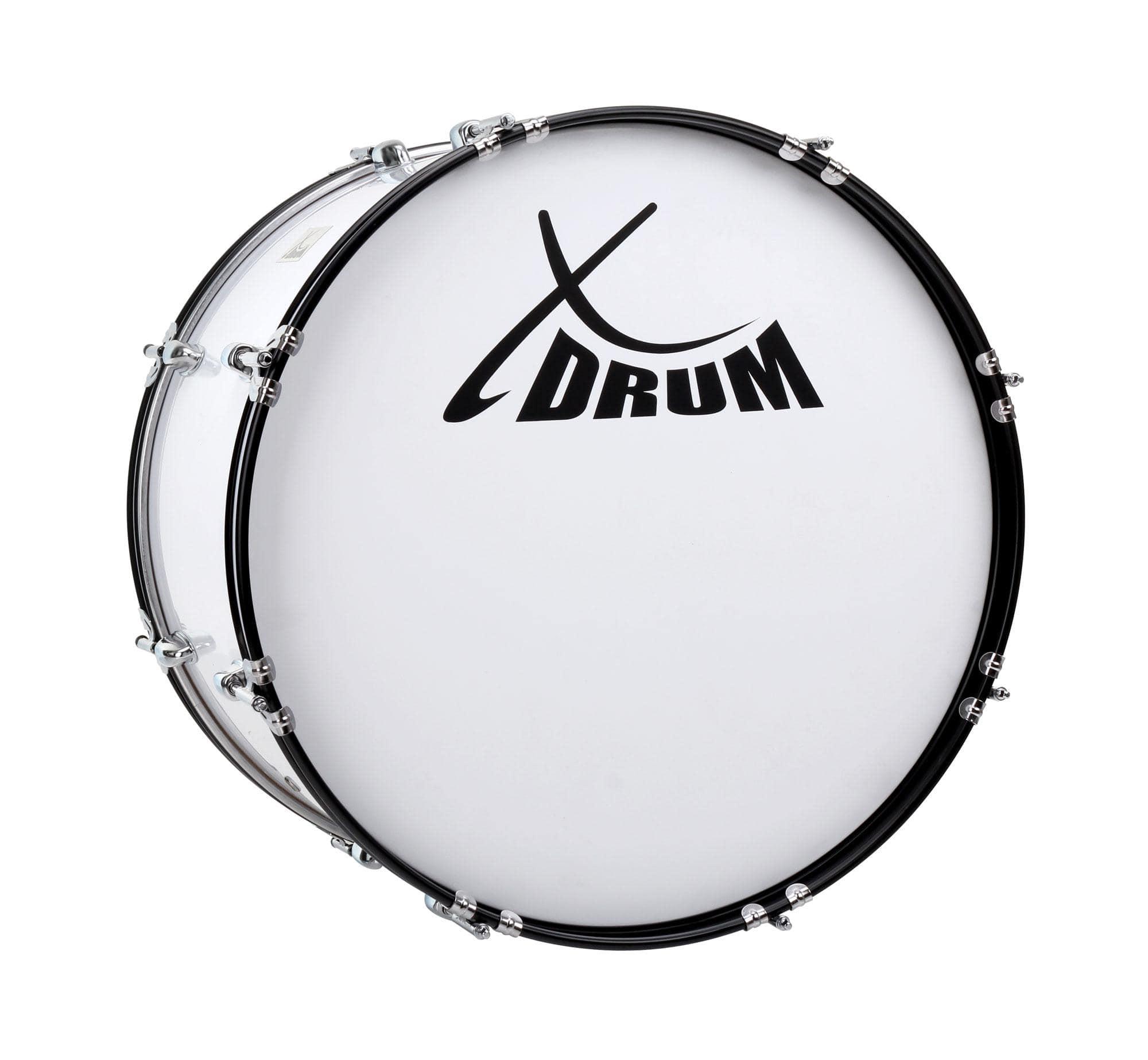 Marching - XDrum MBD 220 Marschtrommel 20 x 12 - Onlineshop Musikhaus Kirstein