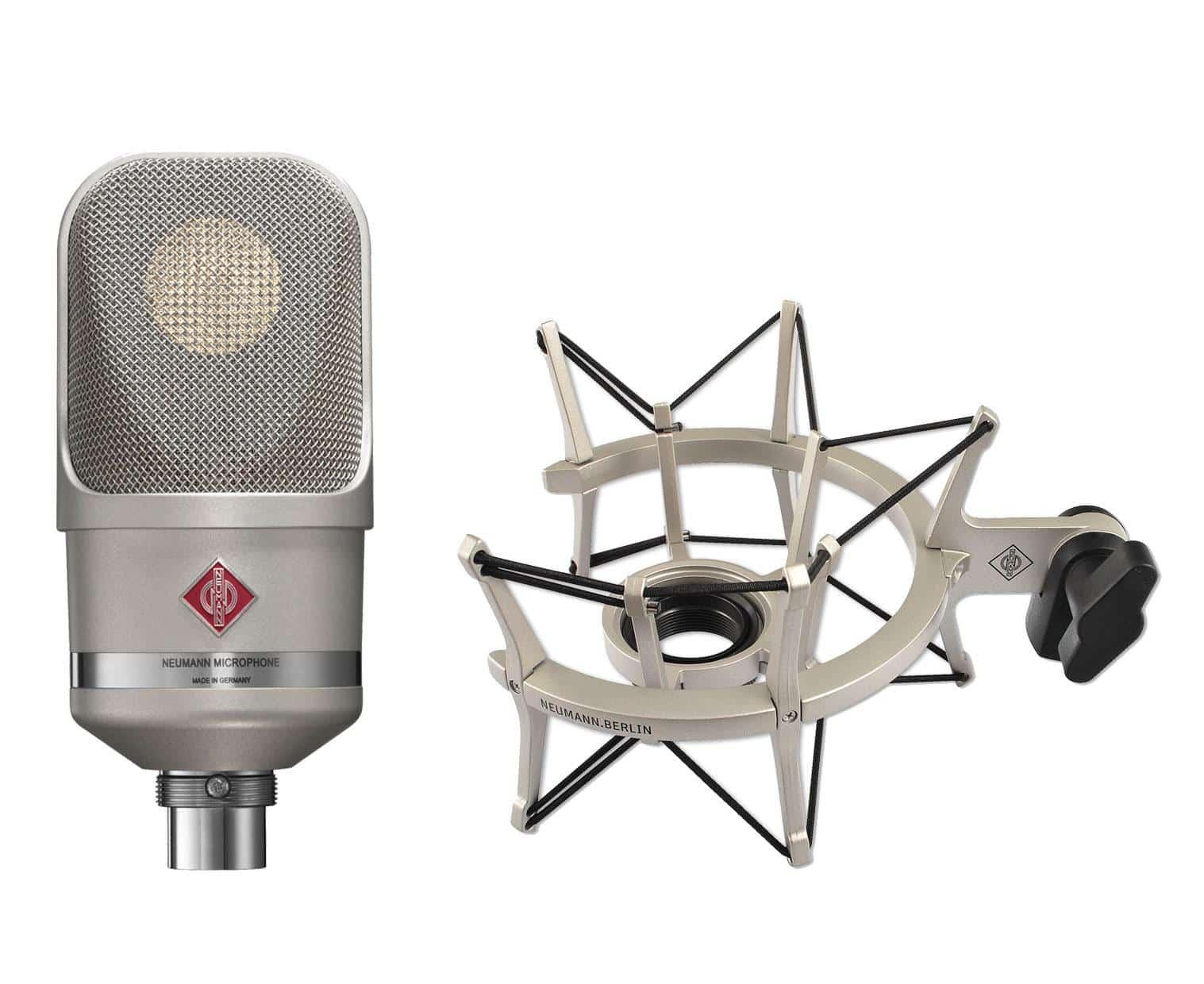 Mikrofone - Neumann TLM 107 NI Studio Set - Onlineshop Musikhaus Kirstein