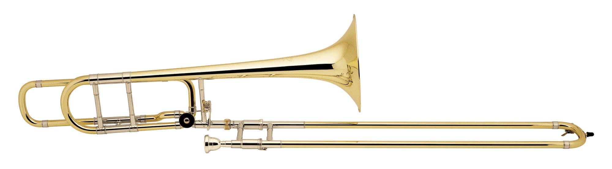 Bach LT42BOG Stradivarius Bb|F Tenorposaune