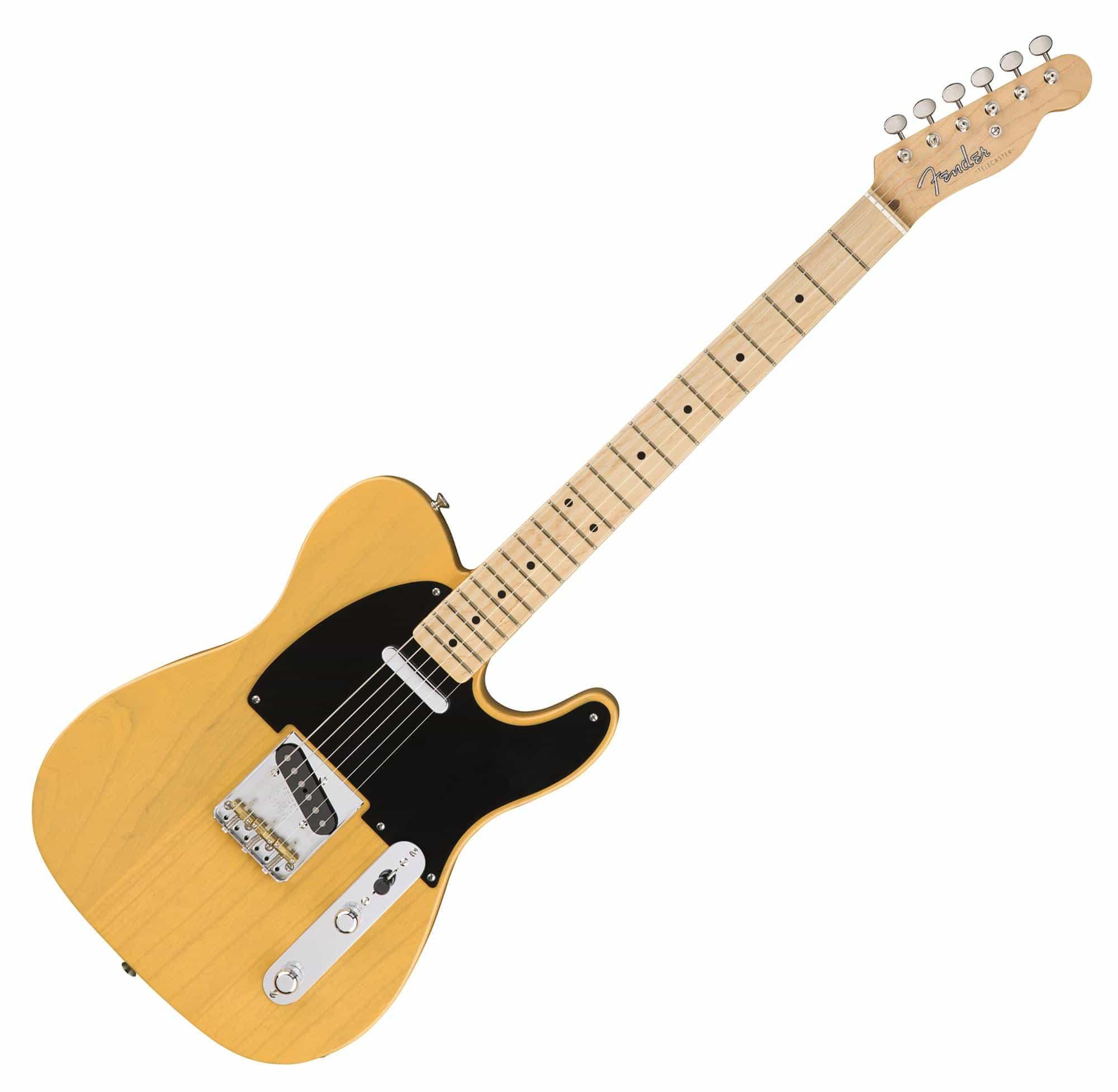 Egitarren - Fender American Original 50's Tele MN BTB - Onlineshop Musikhaus Kirstein