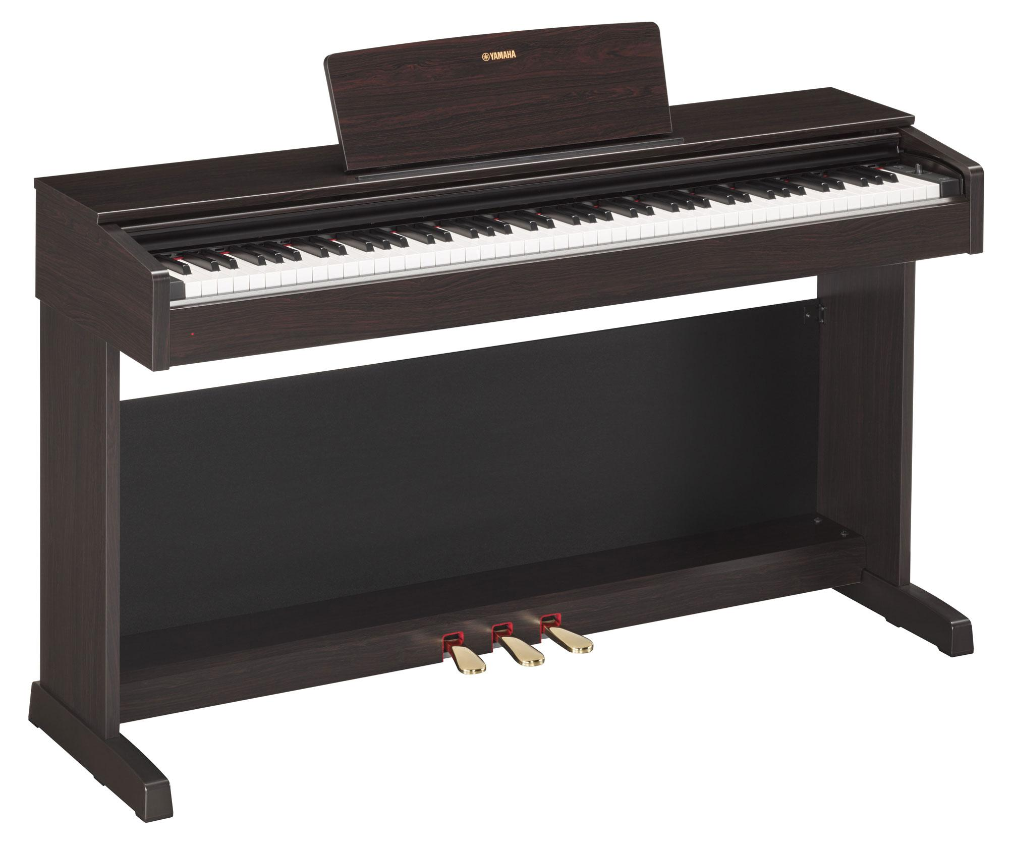 Yamaha YDP 143 R Arius E Piano Rosenholz