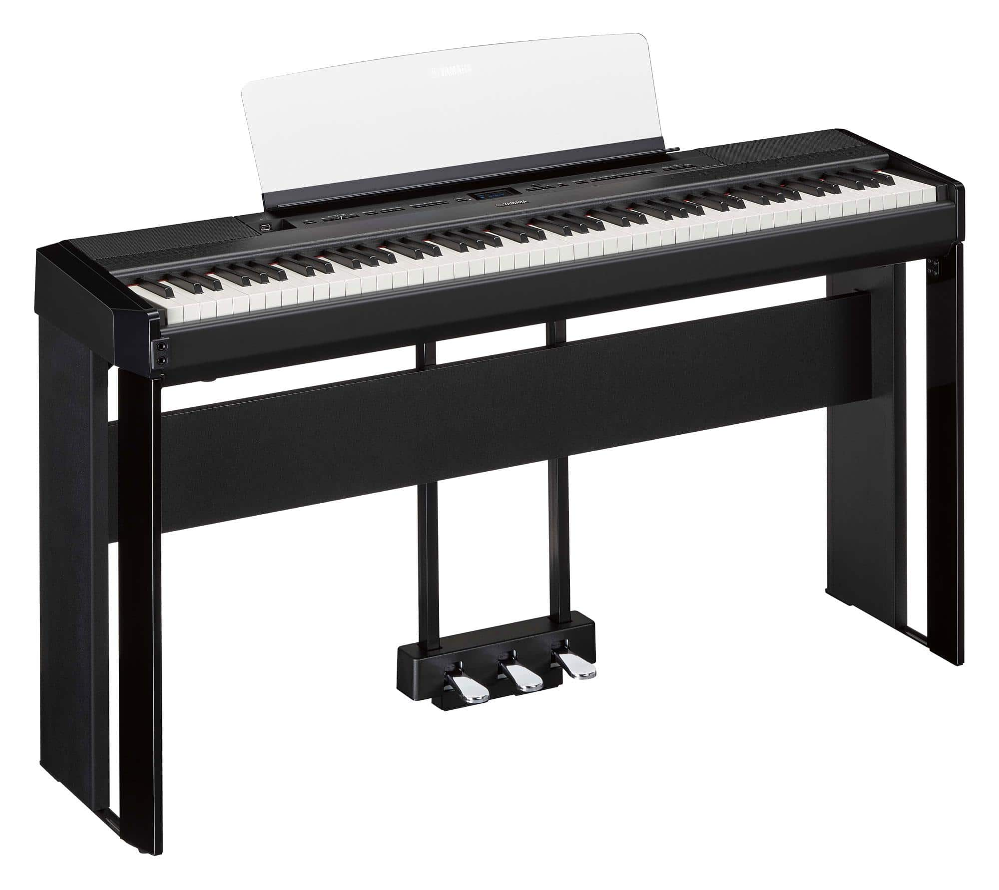 Yamaha P 515B Stage Piano Home Set Schwarz