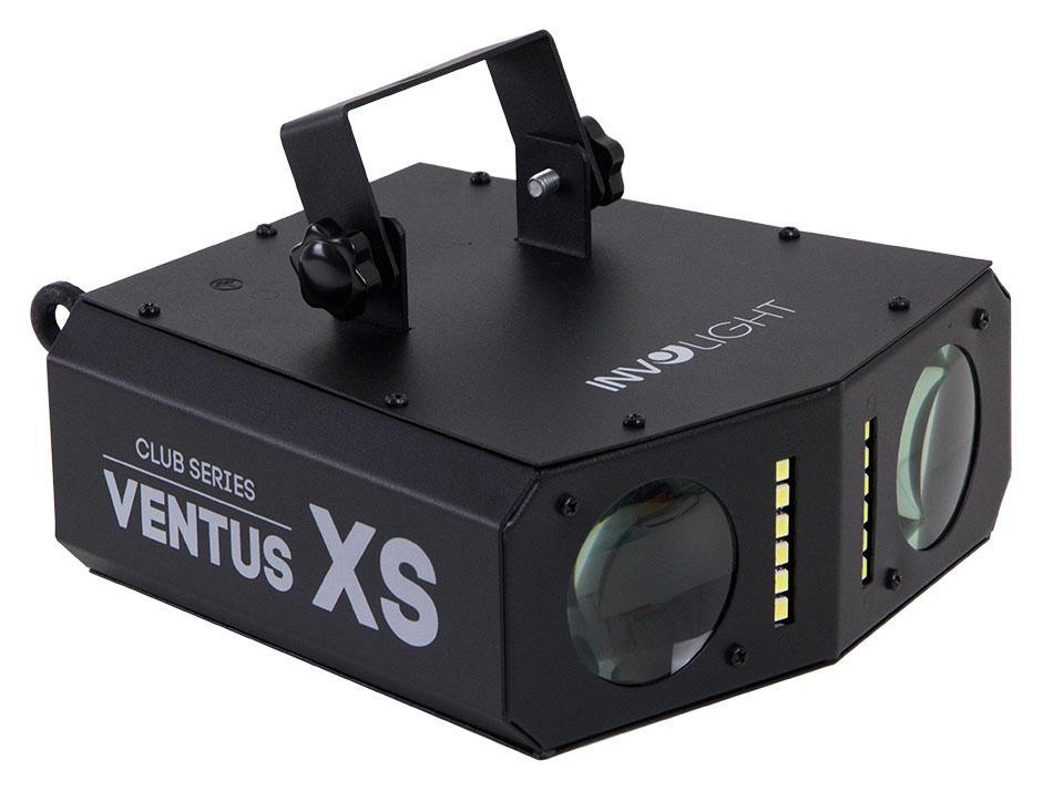 Lichteffekte - Involight VENTUS XS Hybrid Flower Strobe - Onlineshop Musikhaus Kirstein