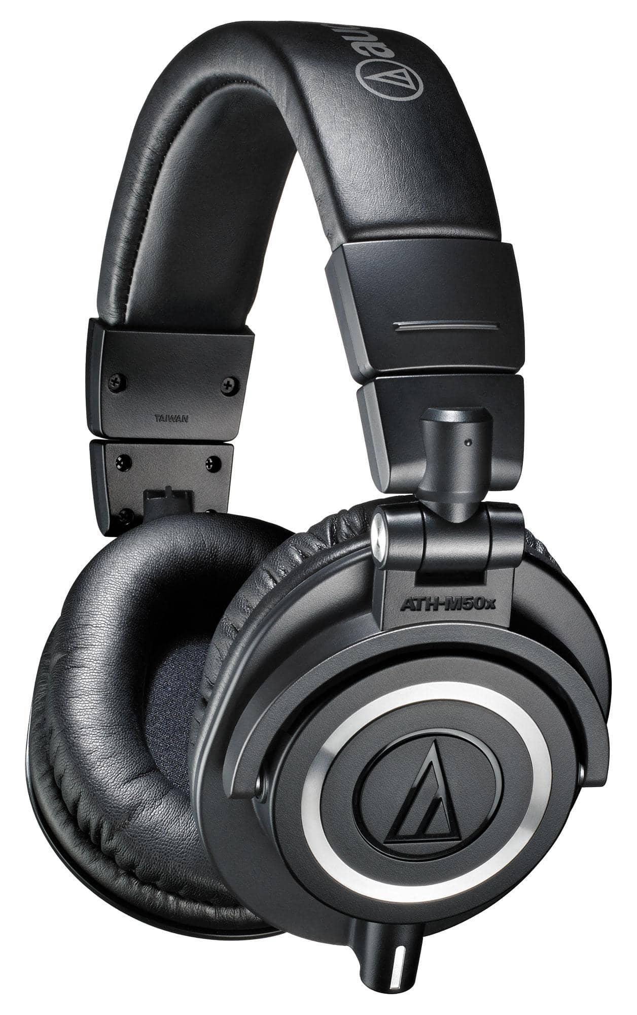 Studiozubehoer - Audio Technica ATH M50x Kopfhörer Retoure (Zustand sehr gut) - Onlineshop Musikhaus Kirstein
