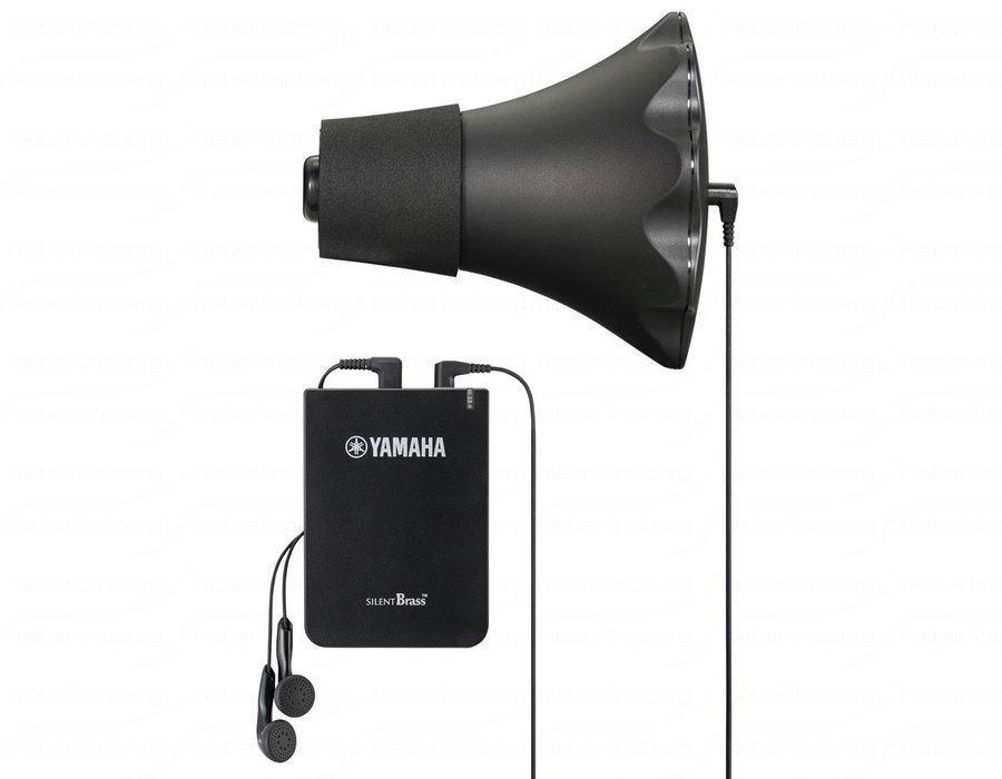 Blaeserzubehoer - Yamaha SB 6X 2 Silent Brass System für Flügelhorn - Onlineshop Musikhaus Kirstein