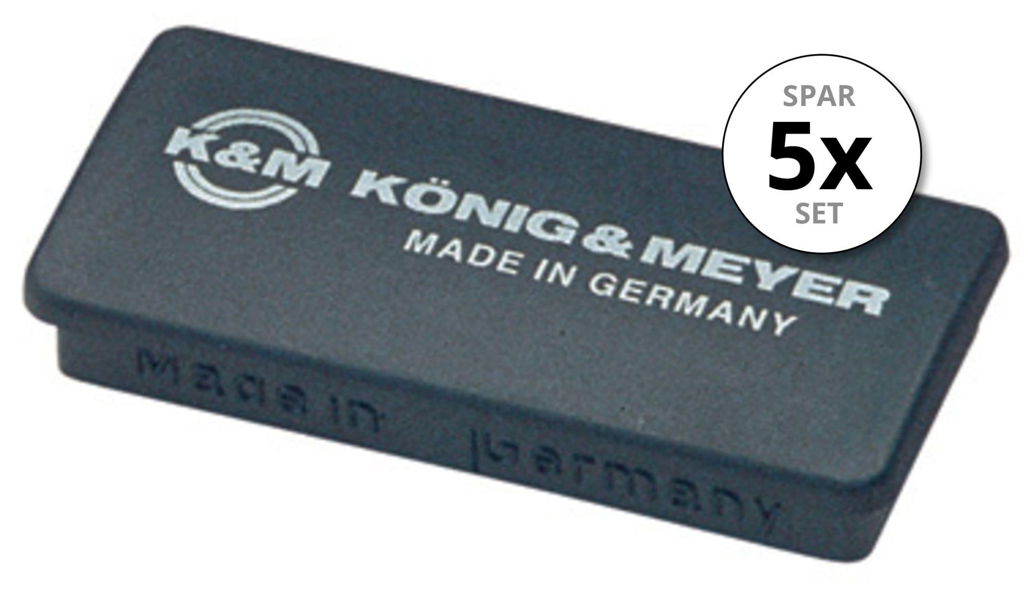 5er SET K M 115|6 Magnet für Notenständer