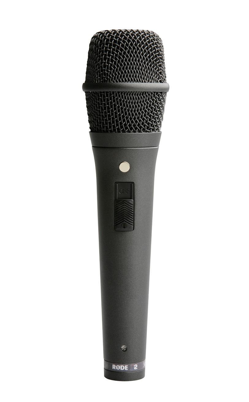 Mikrofone - Rode M2 - Onlineshop Musikhaus Kirstein
