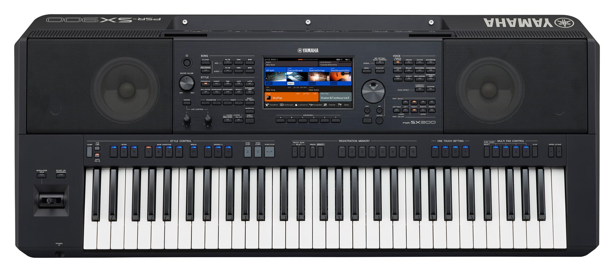 Homekeyboards - Yamaha PSR SX900 - Onlineshop Musikhaus Kirstein