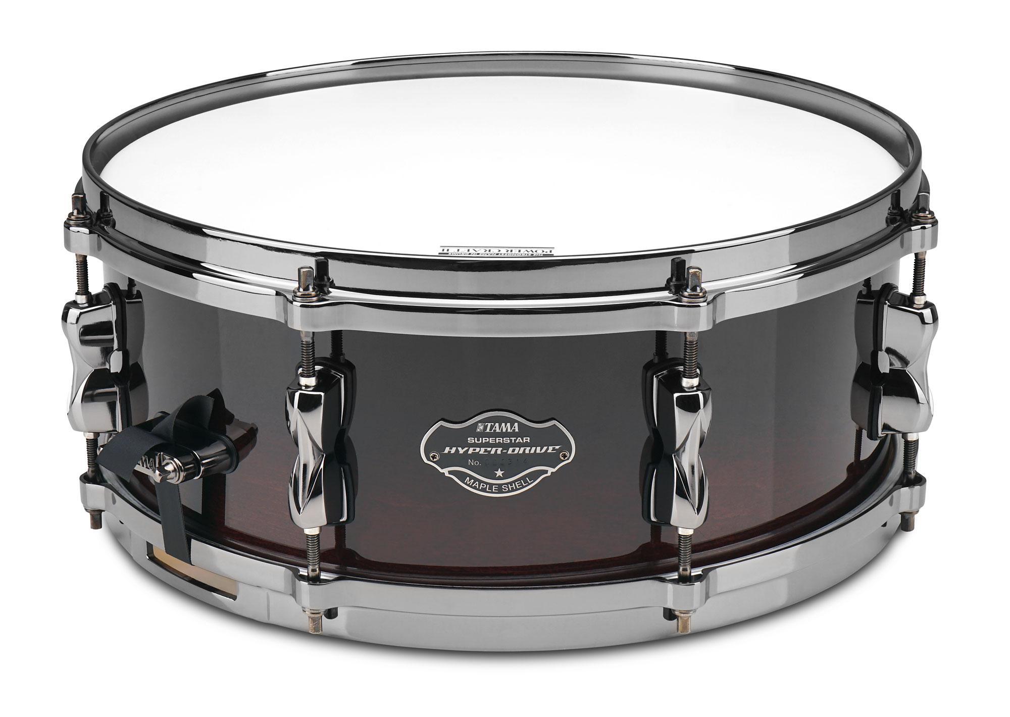 Tama MLS55BN DMF 14' x 5,5' Snare Drum Dark Mocha Fade
