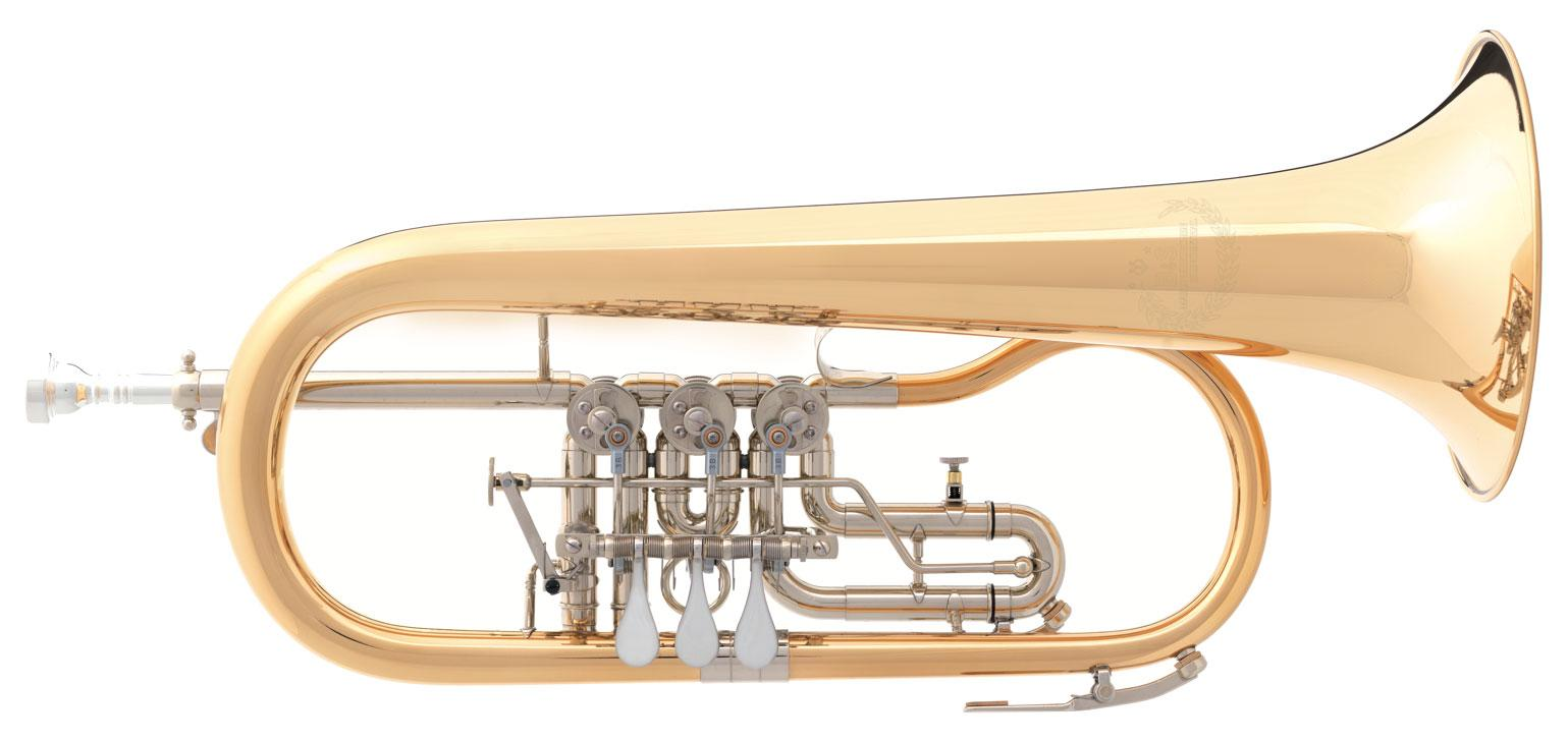 Hoerner - B S 3017|2TR Flügelhorn - Onlineshop Musikhaus Kirstein