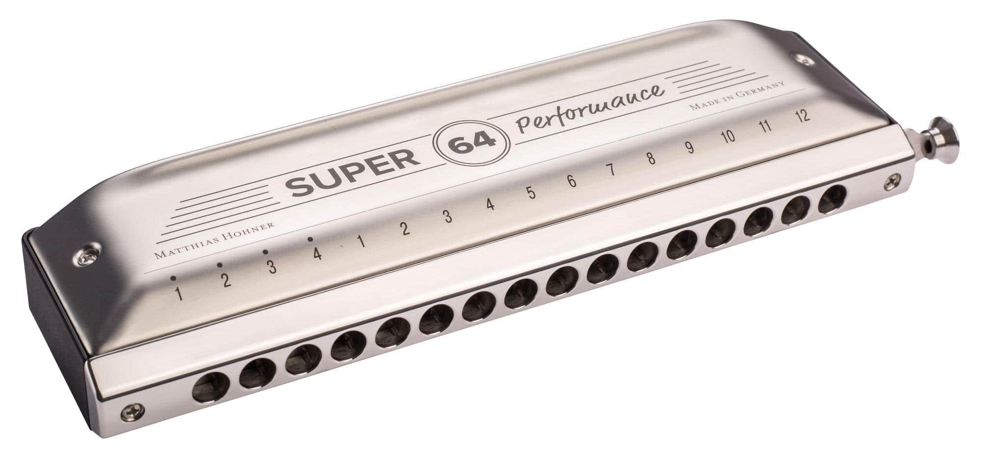 Hohner Mundharmonika Super 64 C Typ 2018