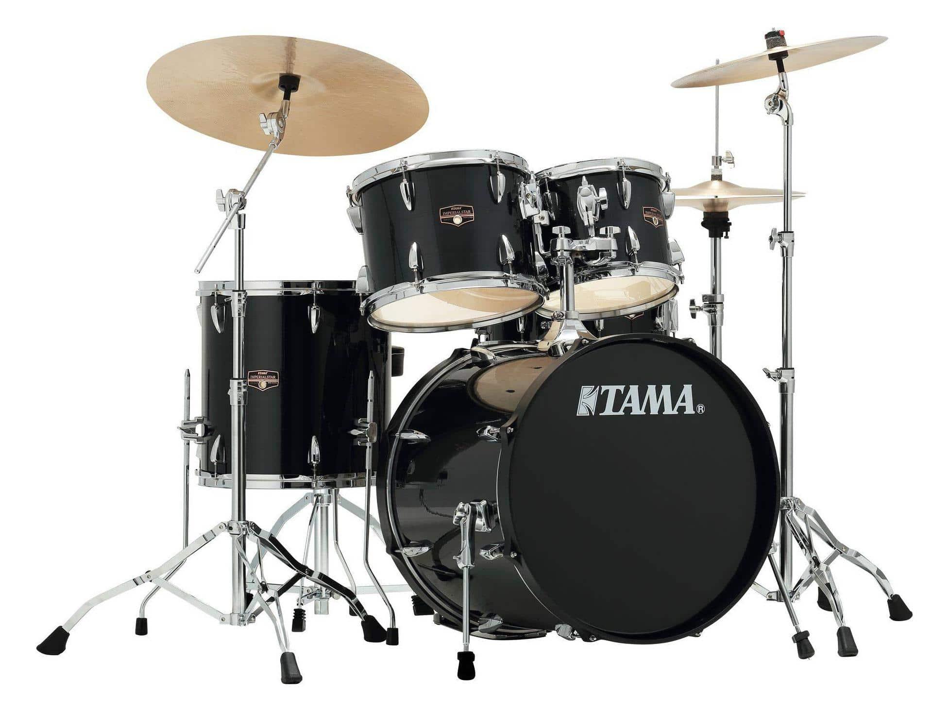 Tama IP50H6N HBK Imperialstar Drumkit Hairline Black