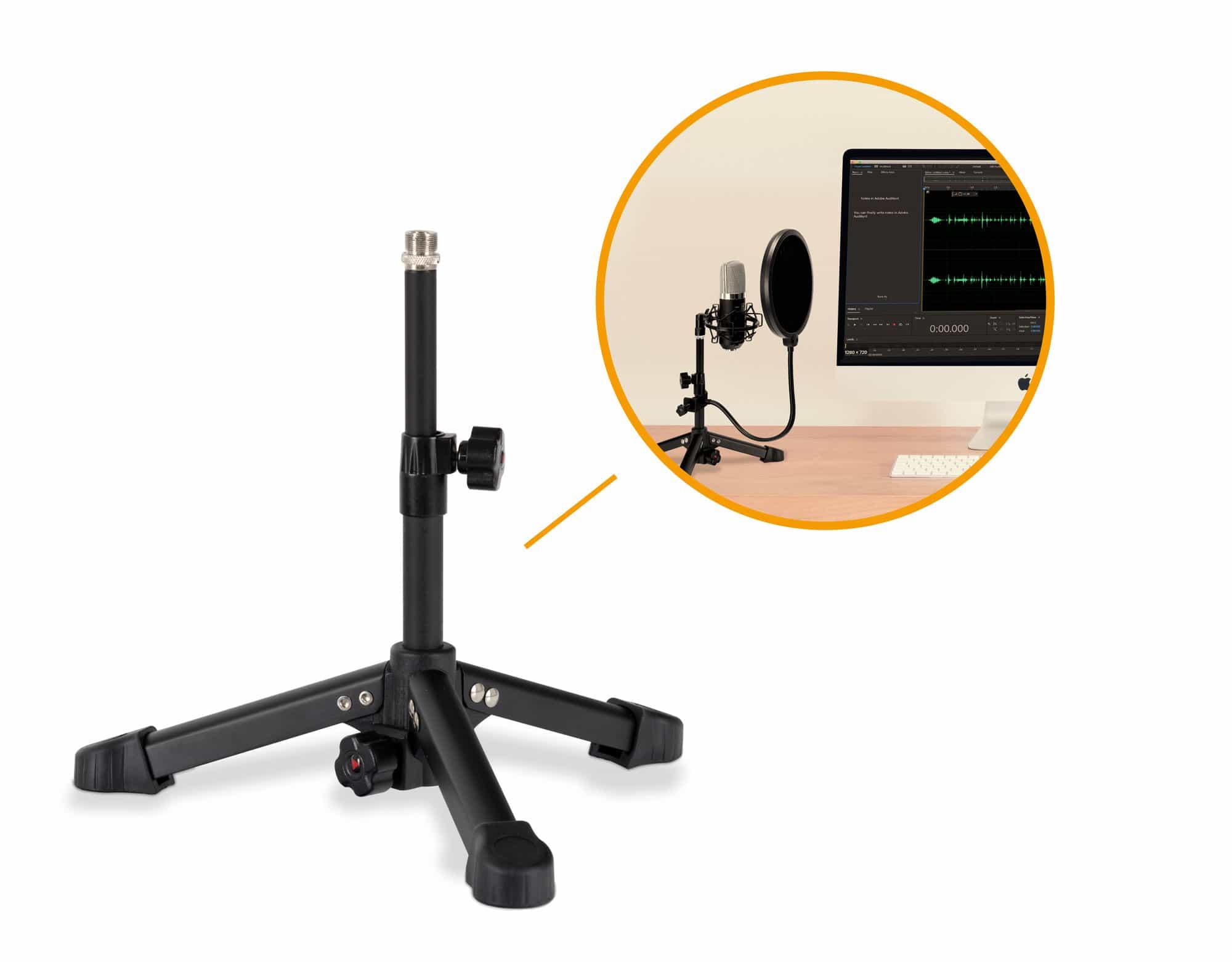Pronomic MST 320 Mikrofon Tischstativ