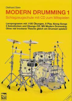 Drumslernen - Modern Drumming I - Onlineshop Musikhaus Kirstein