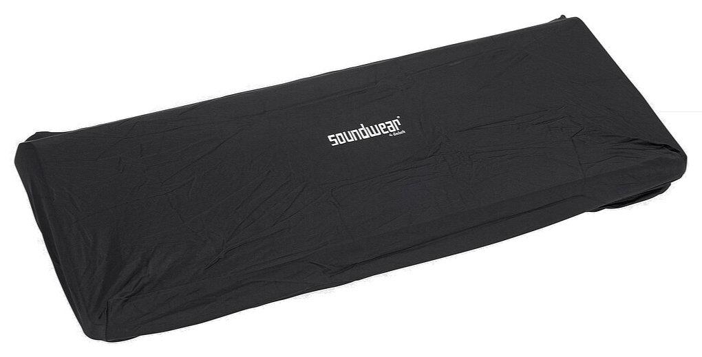 Zubehoerkeyboards - Soundwear Elastische Abdeckhaube 85 102 cm Schwarz - Onlineshop Musikhaus Kirstein