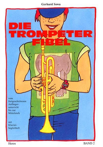 Trompetelernen - Die Trompeterfibel Band 2 mit CD - Onlineshop Musikhaus Kirstein