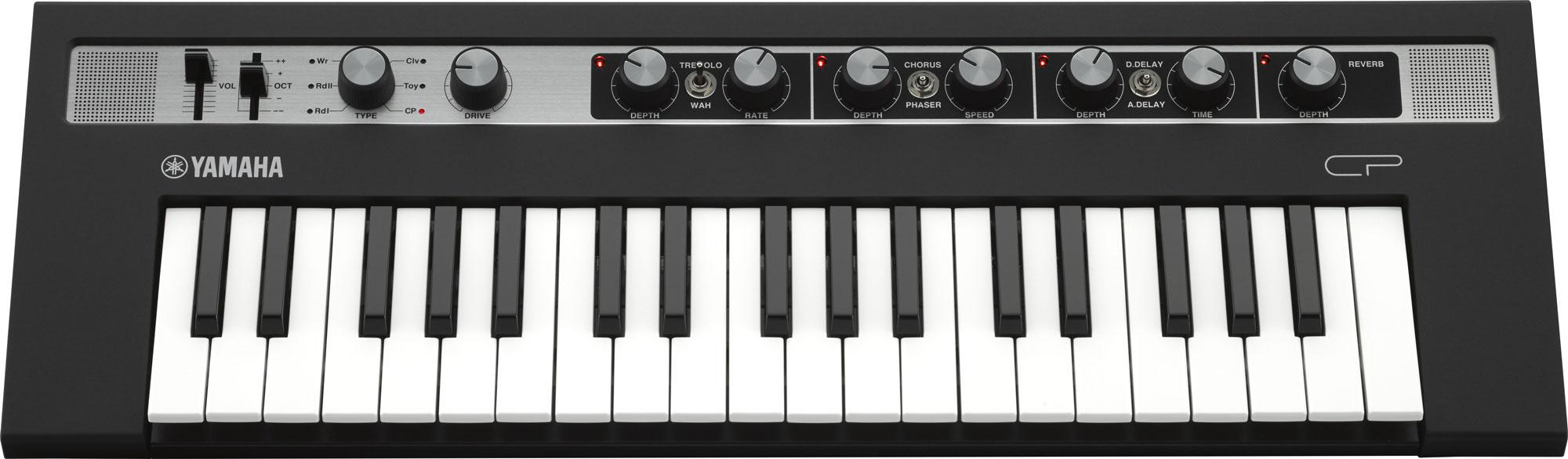 Synthesizer - Yamaha Reface CP Electric Piano schwarz - Onlineshop Musikhaus Kirstein