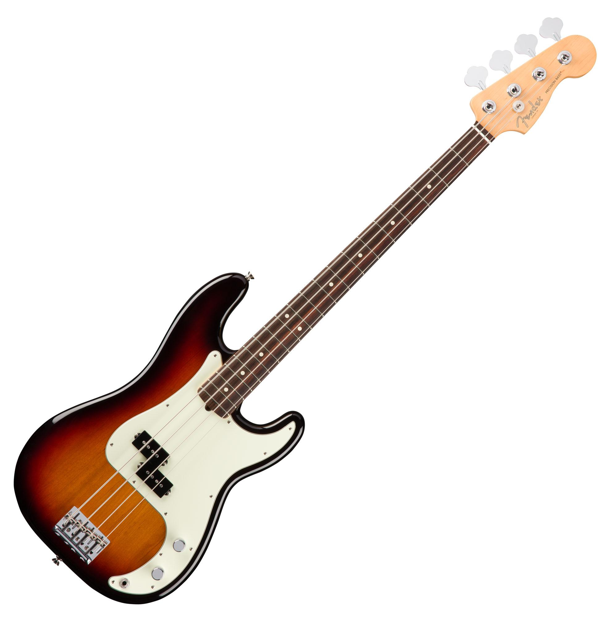Fender American Pro Precision Bass RW 3CS