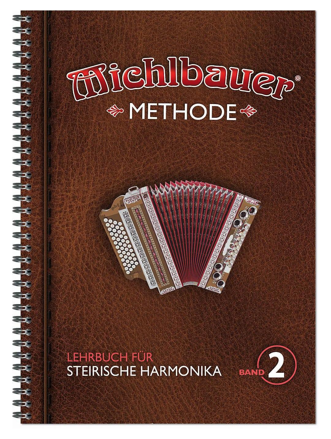 Akkordeonlernen - Die Michlbauer Methode 2 - Onlineshop Musikhaus Kirstein