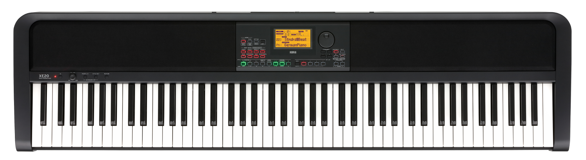 Stagepianos - Korg XE20 Digital Ensemble Piano - Onlineshop Musikhaus Kirstein