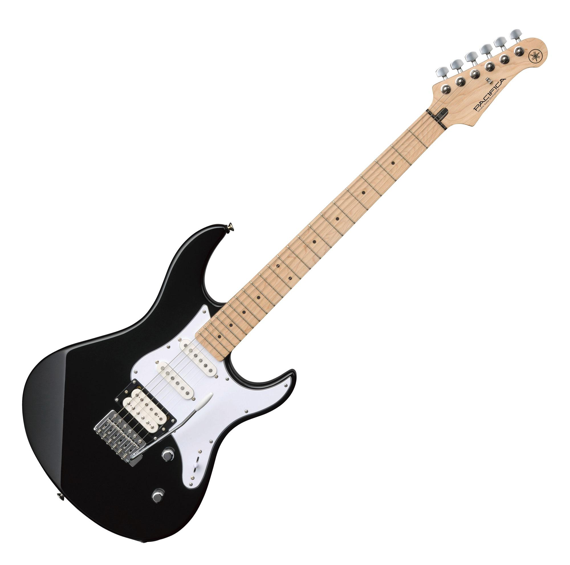 yamaha pacifica 112vm e gitarre black. Black Bedroom Furniture Sets. Home Design Ideas