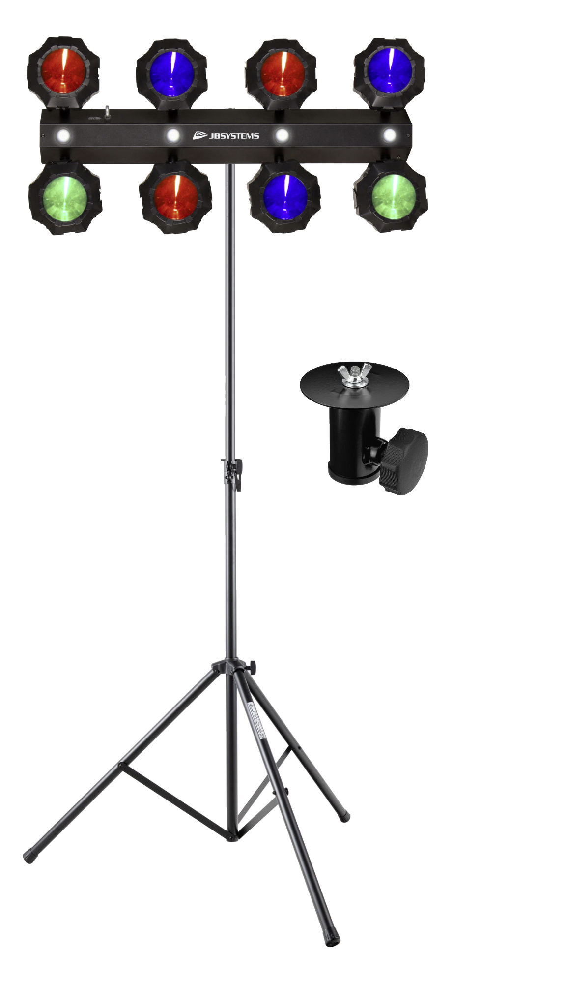 Lichtsets - JB Systems Party Beams LED RGB Lichtanlage Set - Onlineshop Musikhaus Kirstein