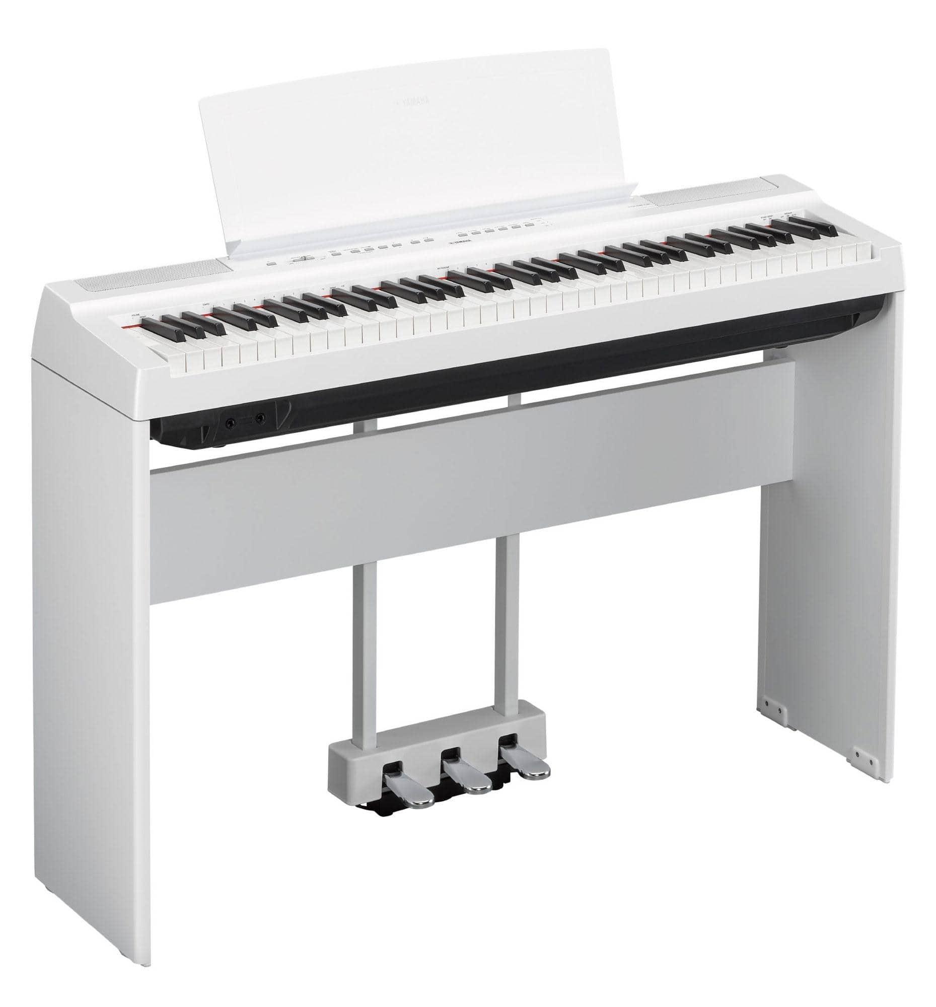 Yamaha P 121WH Stage Piano Homeset Weiß
