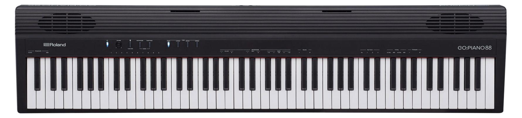 Stagepianos - Roland GO PIANO 88 Digitalpiano - Onlineshop Musikhaus Kirstein