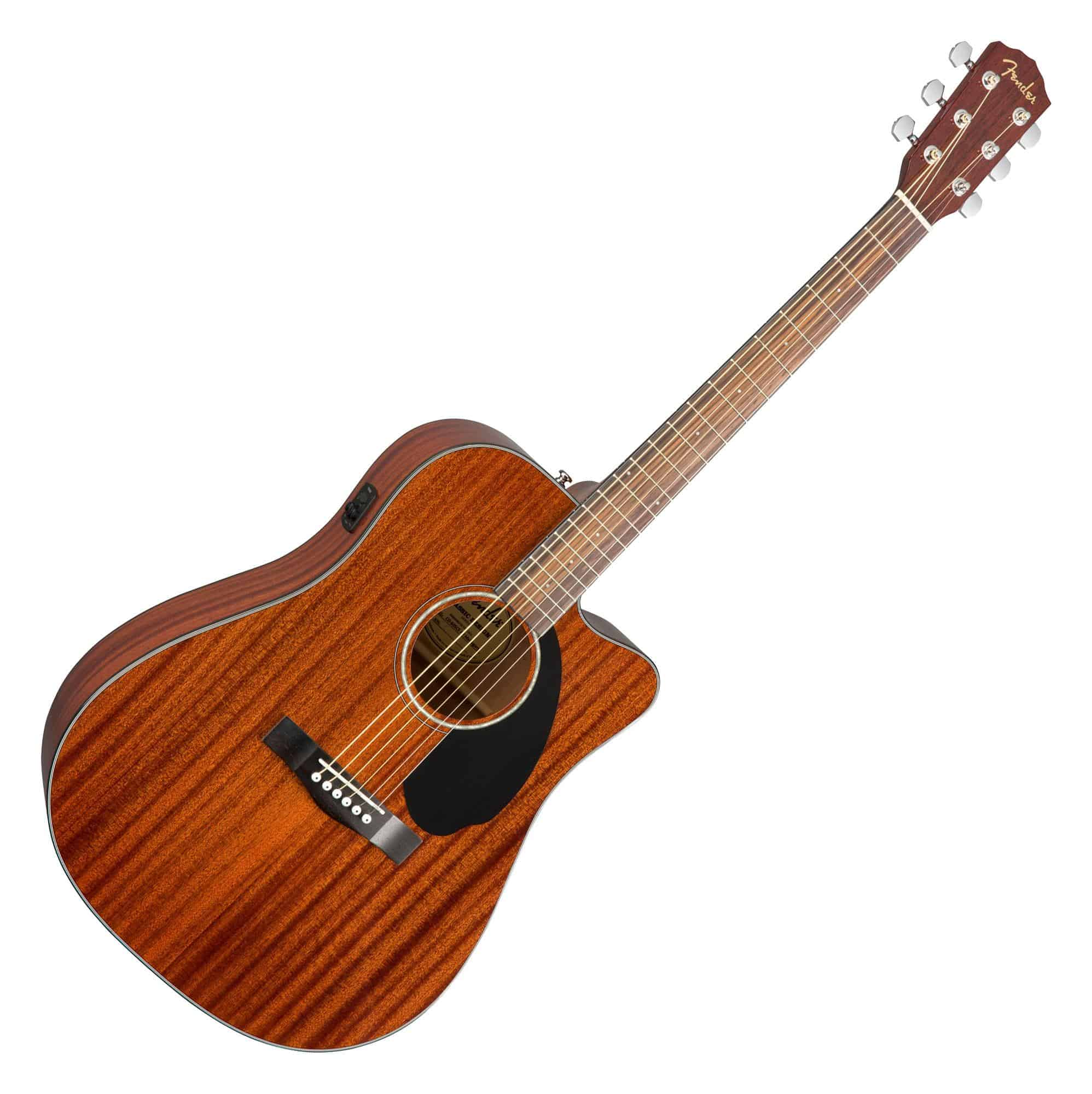 Fender CD 60SCE All Mahogany