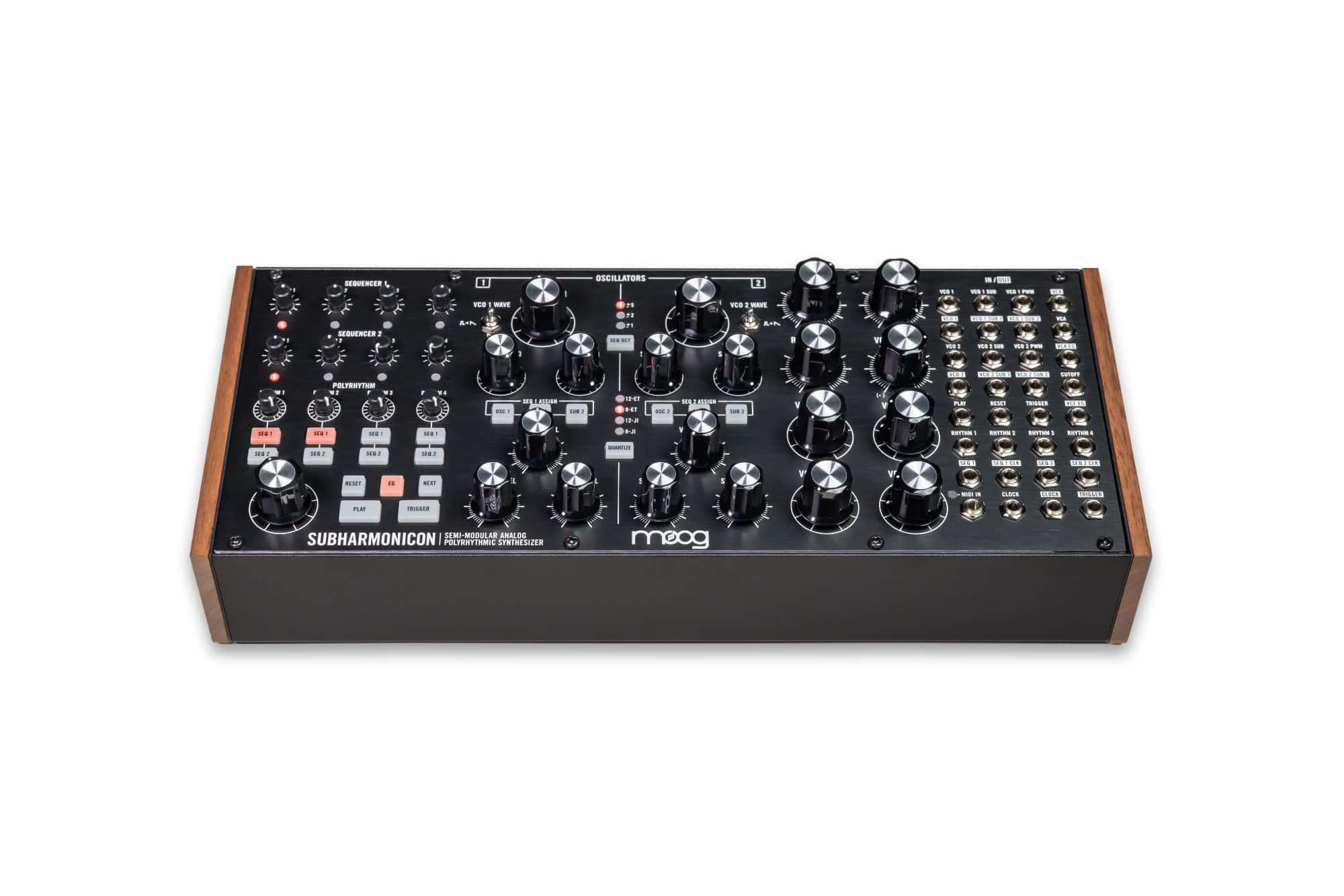 Synthesizer - Moog Subharmonicon - Onlineshop Musikhaus Kirstein