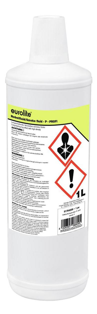 Eurolite Smoke Fluid 'P' 1 L Nebelfluid Profession