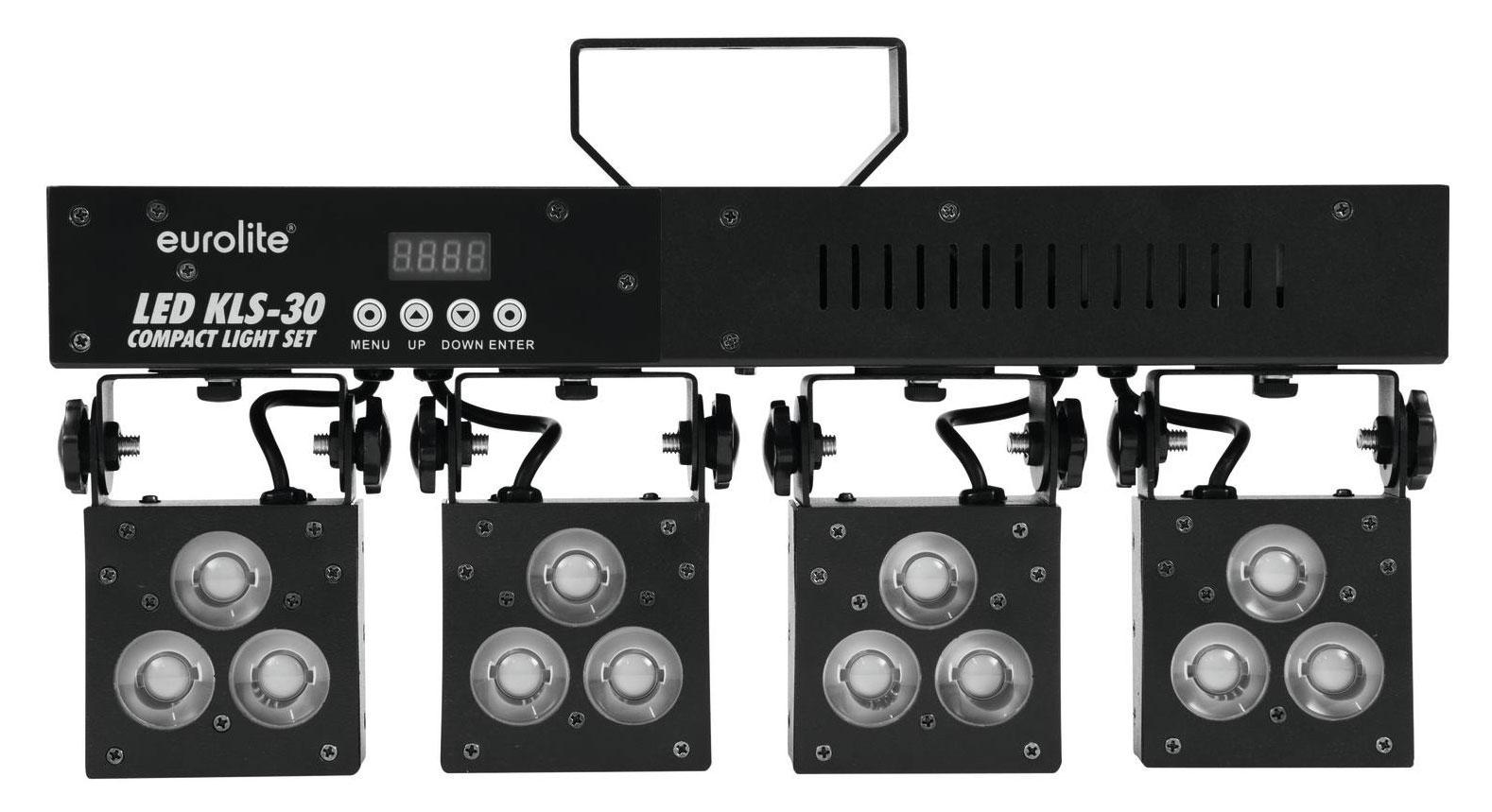 Eurolite LED KLS 30 Kompakt Lichtset
